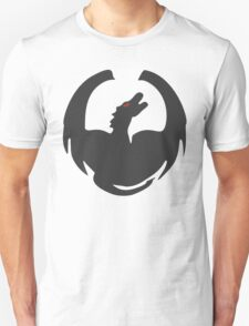 Drogon-Black Dragon T-Shirt