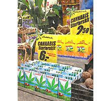 Cannabis from Holland Photographic Print
