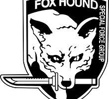Fox Hound by DANNYD86