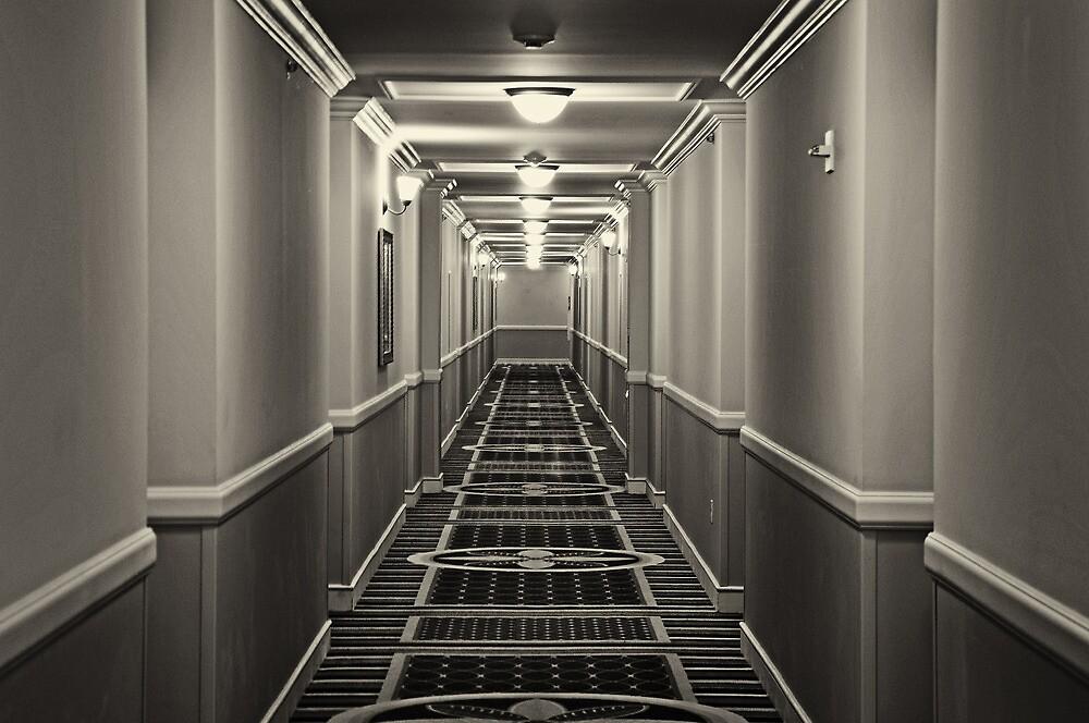 The Hallway by John  Kapusta