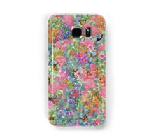 Cats in the Garden Samsung Galaxy Case/Skin