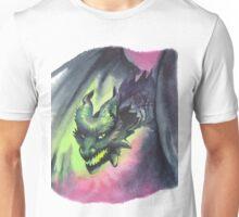 The dark dragon Unisex T-Shirt