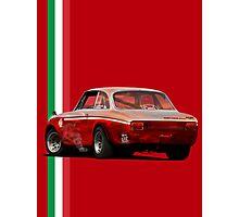 Alfa Romeo Giulia 1300 Junior GTA Photographic Print
