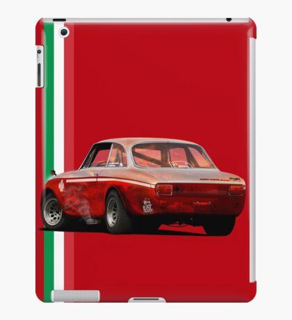 Alfa Romeo Giulia 1300 Junior GTA iPad Case/Skin