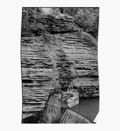Ithaca Dam Poster