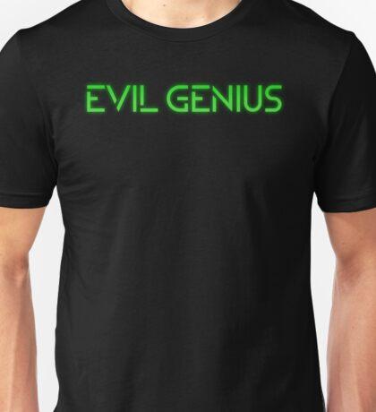Evil Genius T Shirt Unisex T-Shirt