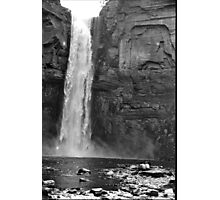 Ithaca Waterfall Photographic Print