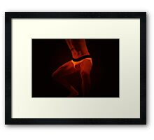 Da Whole Package Framed Print