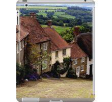 Gold Hill - Dorset iPad Case/Skin