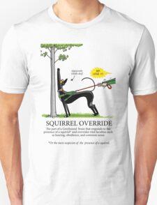 Squirrel Override Unisex T-Shirt