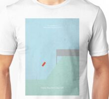 Ferris Bueller's Day Off - Minimalist Movie Poster Unisex T-Shirt