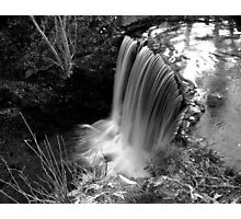 Bersham Falls Photographic Print