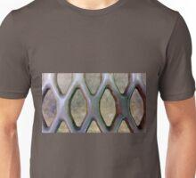 Metal Grate Unisex T-Shirt
