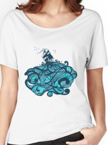 Upon The Sea Women's Relaxed Fit T-Shirt