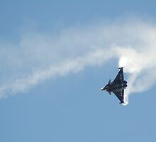 Rafale Demo short turn by Matthieu PANNIER