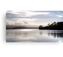 Yan Yean Reservoir Canvas Print