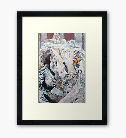 After Sir Francis Bacon (1 of 3) Framed Print