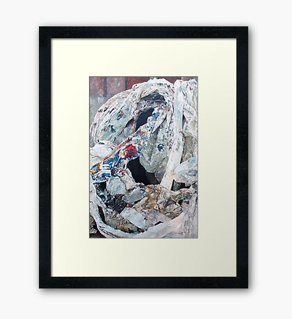 After Sir Francis Bacon (2 of 3) Framed Print