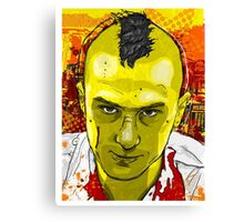The Awakening of Travis Bickle Canvas Print