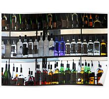 99 Bottles of Booze on the Wall Poster