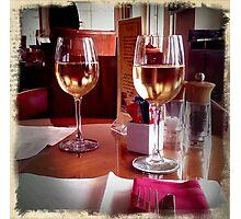 vinho verde Photographic Print