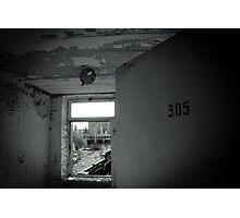305 Photographic Print