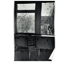 A Seat by the Window Poster