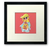 Princess Link Framed Print