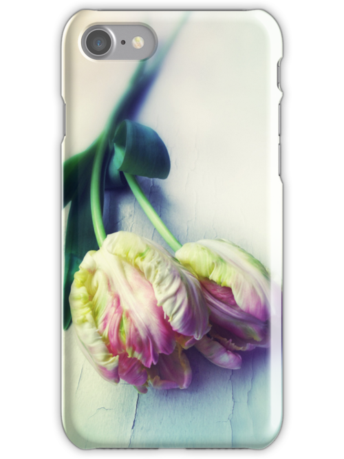Tulips iPhone Case by Jessica Jenney