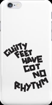 Arctic Monkeys - Guilty Feet Have Got No Rhythm by 0llie