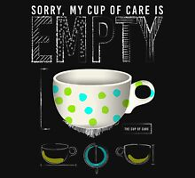 The Empty Cup of Care Hoodie