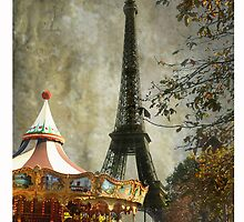 the merry go round  by pascal  desvignes