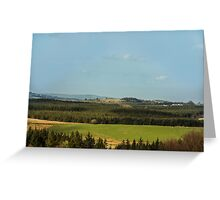 Llandegla Greeting Card