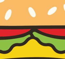Cheeseburger Sticker