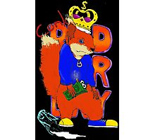 Conkers Bad Fur Day Photographic Print