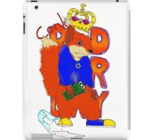 Conkers Bad Fur Day iPad Case/Skin