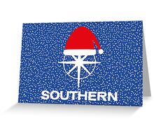 Christmas Southern Greeting Card