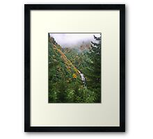 Turkey, Trabzon Province, a water stream Framed Print