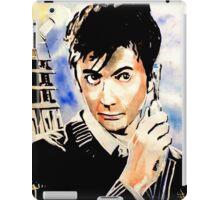 The 10th Doctor iPad Case/Skin