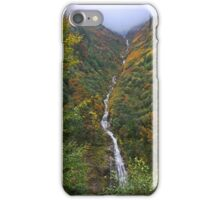 Turkey, Trabzon Province, a water stream iPhone Case/Skin