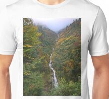 Turkey, Trabzon Province, a water stream Unisex T-Shirt