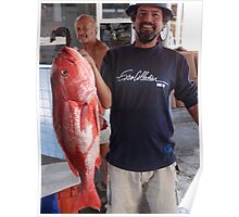 Redsnapper - Huachinango Poster
