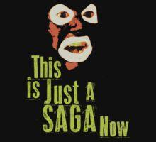 Papa Lazarou - Just A Saga Now by twistytwist
