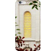 Holiness i phone Case iPhone Case/Skin