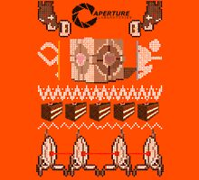 Portal Knitted Style T-Shirt