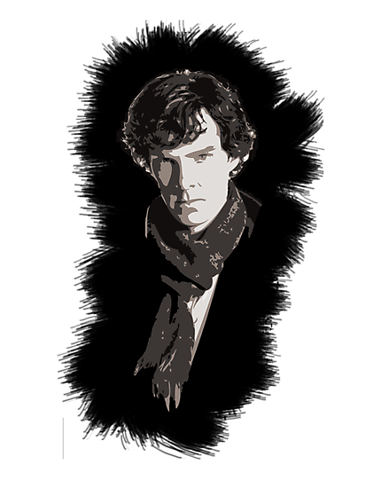 Sherlock by Antonio  Luppino
