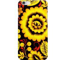 Khokhloma iPhone Case/Skin