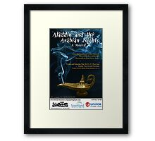 Aladdin and the Arabian Nights Framed Print