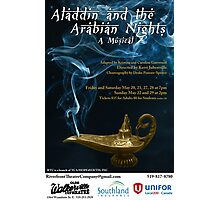 Aladdin and the Arabian Nights Photographic Print