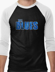 The Blues 2 Men's Baseball ¾ T-Shirt